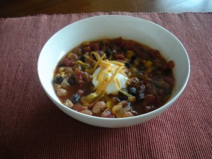 Veggetarian Chili